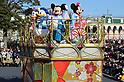 Tokyo Disneyland New Year's Day parade