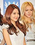 Soo-Young (Girls' Generation), Mar 02, 2014 : Saitama, Japan : Sooyoung of South Korean girl group Girls' Generation attends the U-Express Live 2014 press conference at Saitama Super Arena in Saitama Prefecture, Japan, on March 2, 2014.