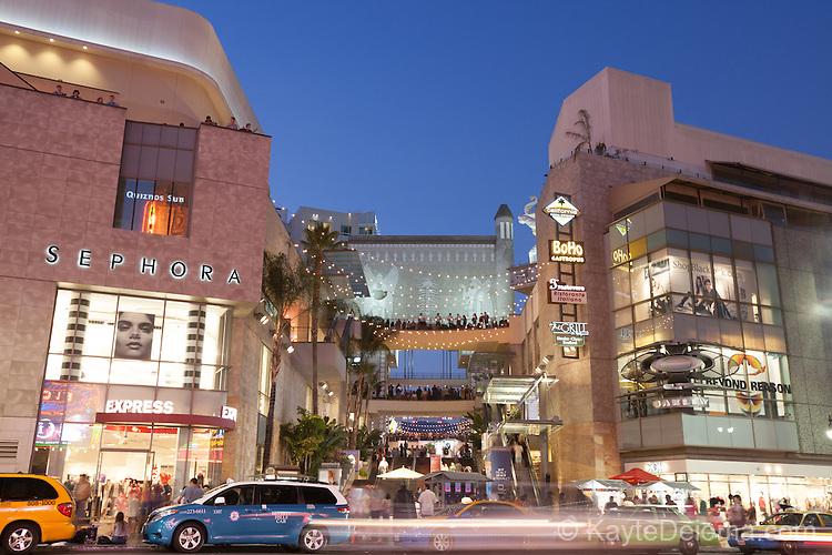 Hollywood & Highland Center, Hollywood, Los Angeles, CA