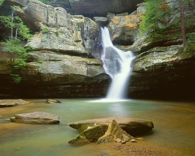Cedar Falls; Hocking Hills State Park, OH