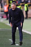 Sinisa Mihajlovic coach of Bologna <br /> Bologna 24-02-2019 Stadio Dall'Ara <br /> Football Serie A 2018/2019 Bologna - Juventus<br /> Foto Image Sport / Insidefoto
