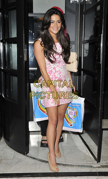LONDON, ENGLAND - JUNE 02: Casey Batchelor attends the Health Lottery VIP tea party, The Savoy Hotel, The Strand, on Monday June 02, 2014 in London, England, UK.<br /> CAP/CAN<br /> ©Can Nguyen/Capital Pictures
