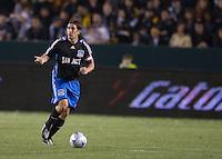 Nick Garcia, .San Jose Earthquakes vs Los Angeles Galaxy, April 4, 2008, in Carson California. The Galaxy won 2-0.