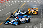 Verizon IndyCar Series<br /> Honda Indy Toronto<br /> Toronto, ON CAN<br /> Sunday 16 July 2017<br /> Marco Andretti, Andretti Autosport with Yarrow Honda<br /> World Copyright: Phillip Abbott<br /> LAT Images<br /> ref: Digital Image abbott_toronto_0717_6738