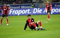 Evangelos Mantzios (Eintracht)<br /> Eintracht Frankfurt vs. Arminia Bielefeld, Commerzbank Arena<br /> *** Local Caption *** Foto ist honorarpflichtig! zzgl. gesetzl. MwSt. Auf Anfrage in hoeherer Qualitaet/Aufloesung. Belegexemplar an: Marc Schueler, Am Ziegelfalltor 4, 64625 Bensheim, Tel. +49 (0) 6251 86 96 134, www.gameday-mediaservices.de. Email: marc.schueler@gameday-mediaservices.de, Bankverbindung: Volksbank Bergstrasse, Kto.: 151297, BLZ: 50960101
