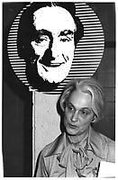 l.épouse de Claude Ryan , durant la campagne a la chefferie du PLQ , 18 mars 1978<br /> <br /> <br /> <br /> PHOTO :  Agence Quebec Presse
