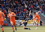 06.05.2019 Falkirk v Rangers reserves: Graham Dorrans goes close
