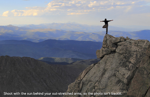 Balancing Man John offers private photo tours and workshops throughout Colorado. Year-round.