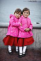 Sisters, Mazatlan, Mexico, 2009