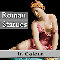 Roman Painted Statues In Full Colour  - Pictures & Images -