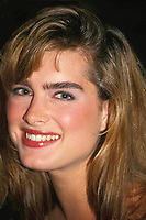 Brooke Shields 1985 Photo by Adam Scull-PHOTOlink.net