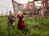 Natalias War by Mads Nissen