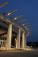 John Paul Jones arena at the University of Virginia in Charlottesville, VA. 8-17-06. Photo/Andrew Shurtleff JPJ
