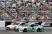 2017 Monster Energy NASCAR Cup Series<br /> O'Reilly Auto Parts 500<br /> Texas Motor Speedway, Fort Worth, TX USA<br /> Sunday 9 April 2017<br /> Corey LaJoie<br /> World Copyright: Matthew T. Thacker/LAT Images<br /> ref: Digital Image 17TEX1mt1382
