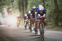 Team Etixx-Quickstep<br /> <br /> 12th Eneco Tour 2016 (UCI World Tour)<br /> stage 5 (TTT) Sittard-Sittard (20.9km) / The Netherlands
