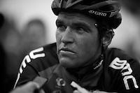 53rd Brabantse Pijl 2013..Greg Van Avermaet's post-race face