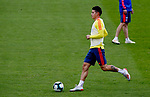 Colombia Soccer team on preparations for Copa America 2019