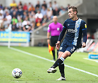 25th September 2021; Swansea.com Stadium, Swansea, Wales; EFL Championship football, Swansea versus Huddersfield; Harry Toffolo of Huddersfield Town passes the ball