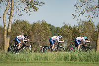 Mens Team Great-Britain<br /> <br /> Mixed Relay TTT <br /> Team Time Trial from Knokke-Heist to Bruges (44.5km)<br /> <br /> UCI Road World Championships - Flanders Belgium 2021<br /> <br /> ©kramon