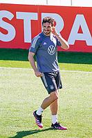 Mats Hummels (Deutschland Germany) - Seefeld 28.05.2021: Trainingslager der Deutschen Nationalmannschaft zur EM-Vorbereitung
