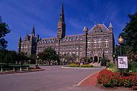 Georgetown University, Washington, D.C.  Healy Hall.