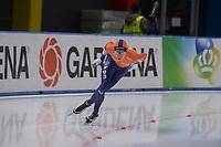 SPEEDSKATING: 22-11-2019 Tomaszów Mazowiecki (POL), ISU World Cup Arena Lodowa, 5000m Men Division A, Jorrit Bergsma (NED), ©photo Martin de Jong