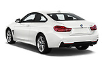 Car pictures of rear three quarter view of 2020 BMW 4-Series 440i-M-Sport Door Coupe Angular Rear