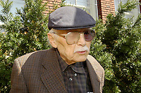 File Photo -  Frederic Back<br /> <br />  photo  : Jacques Pharand<br />  -  Agence Quebec Presse