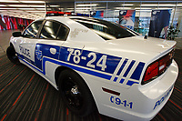 Photo d'archive de la police de Montreal -<br /> vehicule <br /> <br /> PHOTO :  AGENCE QUEBEC PRESSE