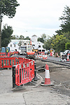 Dublin Road Roadworks 27/08/09