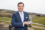 Wales Golf Awards 2017<br /> 23.03.18<br /> Gary Mayo - Bryn Meadows Golf Club<br /> Steve Pope ©Sportingwales
