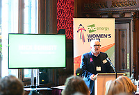 Picture by SWpix.com - 07/03/2018 - Cycling - 2018 OVO Energy Women's Tour Launch - Westminster, London, England -<br /> Mick Bennett (SweetSpot)