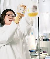 lab worker<br />
