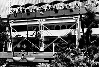 June 1975 File Photo -  The monorail at Terre des Hommes, permanent site after the 1967 Expo 67 - world fair in Montreal