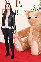 "Emily Canham<br /> arriving for the World Premiere of ""Goodbye Christopher Robin"" at the Odeon Leicester Square, London<br /> <br /> <br /> ©Ash Knotek  D3311  20/09/2017"