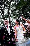 Chris and Kathy Wedding