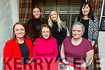 Bridie O'Neill from Killarney celebrating her birthday in Cassidys on Friday.<br /> Seated l to r: Davena and Bridie O'Neill and Sharon Cardwell.<br /> Standing l to r: Leanne and Grace O'Callaghan and Jacinda O'Neill.