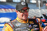 Brendan Gaughan (62) in action during the NASCAR Nationwide Series qualifying at Texas Motor Speedway in Fort Worth,Texas.