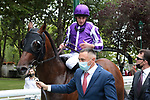 August 15, 2021, Deauville (France) - Order of Australia (3) with Ryan Moore abroad after the Prix du Haras de Fresnay-Le-Buffard Jaques Le Marois (Gr I) at Deauville-La Touques Racecourse on August 15 in Deauville. [Copyright (c) Sandra Scherning/Eclipse Sportswire)]