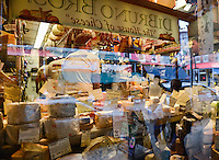 DiBruno Brothers, House of Cheese, Italian Market, Philadelphia, Pennsylvania, USA