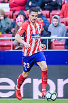 Victor Machin, Vitolo, of Atletico de Madrid in action during the La Liga 2017-18 match between Atletico de Madrid and RC Celta de Vigo at Wanda Metropolitano on March 11 2018 in Madrid, Spain. Photo by Diego Souto / Power Sport Images