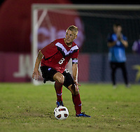 Bryce Alderson. The United States defeated Canada, 3-0, during the final game of the CONCACAF Men's Under 17 Championship at Catherine Hall Stadium in Montego Bay, Jamaica.