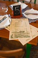 Europe/France/Aquitaine/33/Gironde/Bassin d'Arcachon/Le Cap Ferret: restaurant: Chez Hortense, à la Pointe [Non destiné à un usage publicitaire - Not intended for an advertising use]