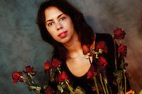 Ritratti di donne. Portraits of women...