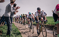 World Champion Peter Sagan (SVK/Bora-Hansgrohe)<br /> <br /> 116th Paris-Roubaix (1.UWT)<br /> 1 Day Race. Compiègne - Roubaix (257km)