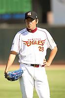Hiroshi Katayama - Phoenix Desert Dogs, 2009 Arizona Fall League.Photo by:  Bill Mitchell/Four Seam Images..