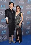 Takamasa Ishihara and Melody Ishihara<br />  attends The 20th ANNUAL CRITICS' CHOICE AWARDS held at The Hollywood Palladium Theater  in Hollywood, California on January 15,2015                                                                               © 2015 Hollywood Press Agency