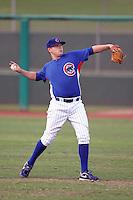 Tyler Bremer - 2012 AZL Cubs (Bill Mitchell)