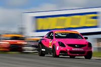 IMSA Continental Tire SportsCar Challenge<br /> Mobil 1 SportsCar Grand Prix<br /> Canadian Tire Motorsport Park<br /> Bowmanville, ON CAN<br /> Saturday 8 July 2017<br /> 44, Nissan, Altima, ST, Sarah Cattaneo, Owen Trinkler<br /> World Copyright: Scott R LePage/LAT Images