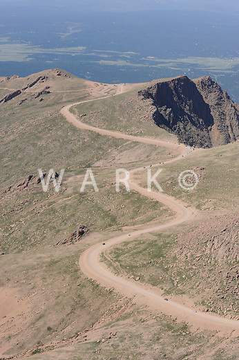 Road to Pikes Peak